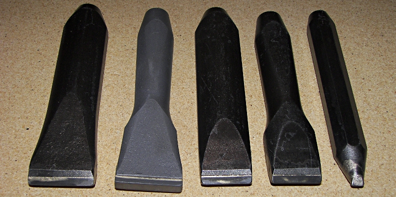 Carbide Chisels